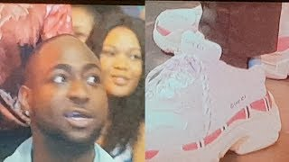 quotYOUR SHOE IS MADE IN ABAquot Davido tells Akpororo Davido39s friend took Akpororo39s joke personal