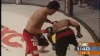 """Victor """"Joe Boxer"""" Valenzuela vs Charles """"Krazy Horse"""" Bennett Rematch"""