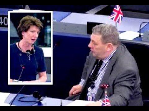 No one seems to know where EU external funds really go - MEPs David Coburn /Diane James