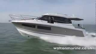 New Jeanneau NC9 & Walton Marine