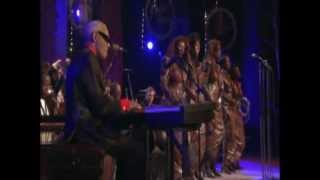 Ray Charles   What'd I Say...   LIVE 1997
