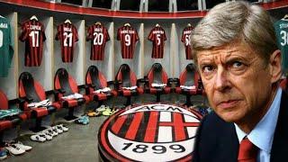 Arsene Wenger oo bad baadinaya Milan,sidee ayey noqoneysaa kooxda Milan ee Wenger,Ozil ilaa Fabregas