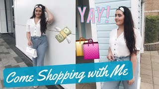 VLOG | Come Shopping with Me at Fosse Park!!