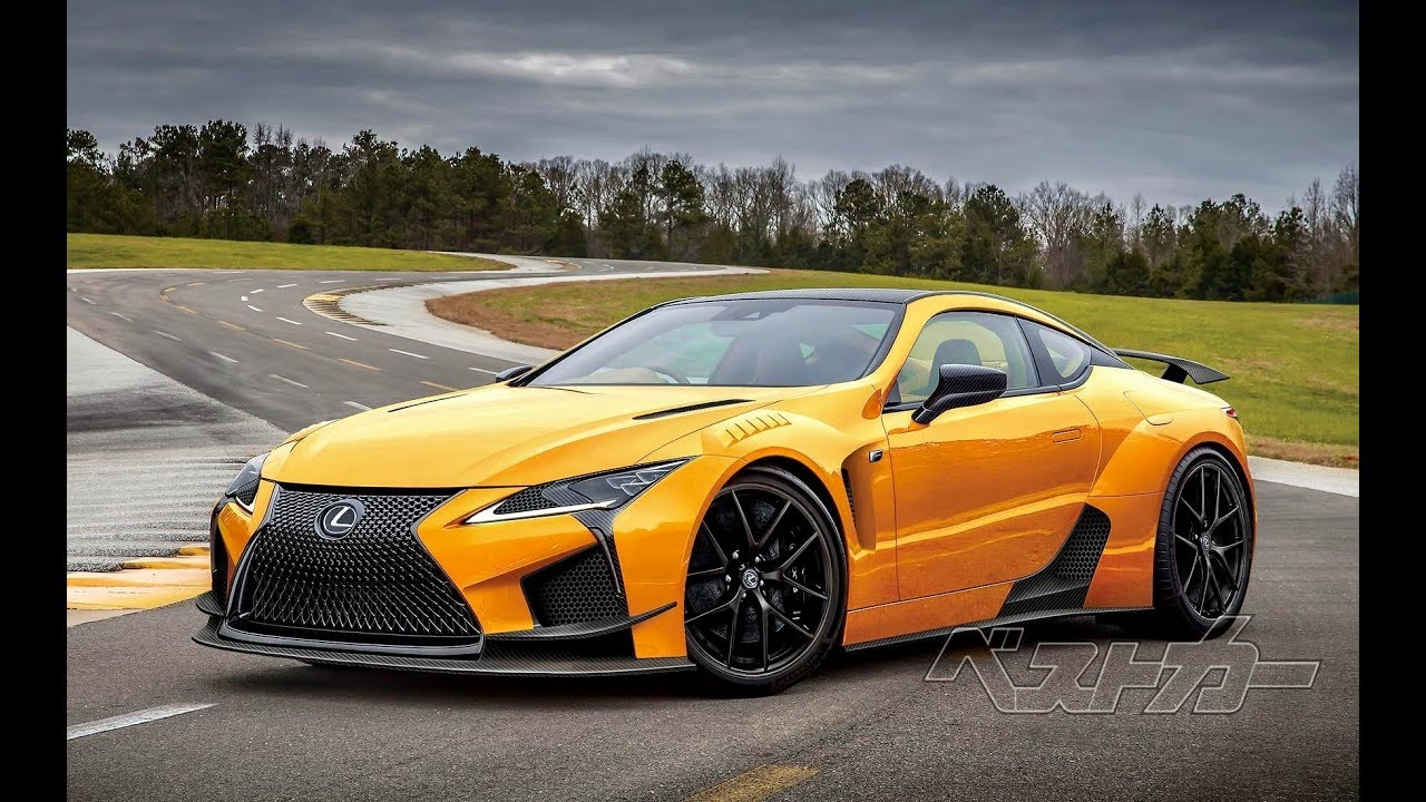 THE NEW 620 HP LEXUS LC-F !!! THE NEXT CHAPTER IN F ...