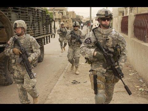 [SAMP] United States Army - 7th | CSAR | Operación en Los Quebrados |