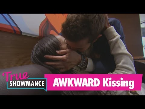 Super awkward kisses on the bachelorette more true showmance youtube for Watch celebrity showmance