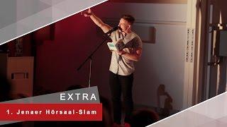 "Felix Lobrecht - ""Studentenparties""  - CampusTV Jena"