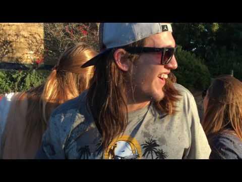 Wyoming football team enjoys San Diego during Poinsettia Bowl week
