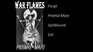 War Flames - Prismal Maze (demo 2018)