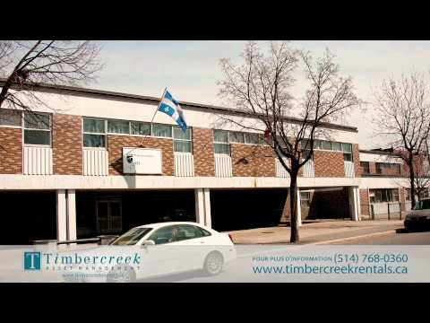 (in French) 4560 LaSalle Blvd (Verdun, Quebec) managed by  Timbercreek Asset Management