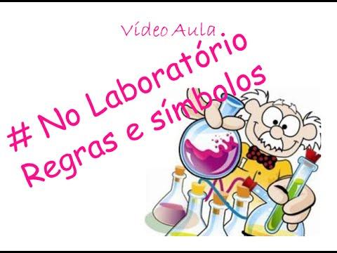 Regras de segurança no laboratorio