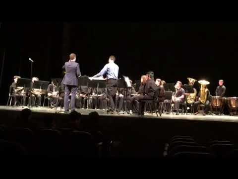 Orland High School Concert Band 2018 CMEA Adjudication