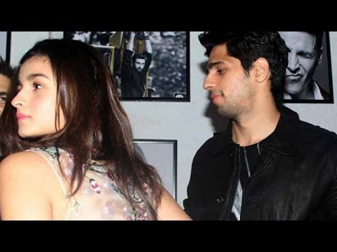 Thumbnail: Mystery Behind Alia Bhatt & Sidharth Malhotra's Relationship REVEALED! | Bollywood Gossip