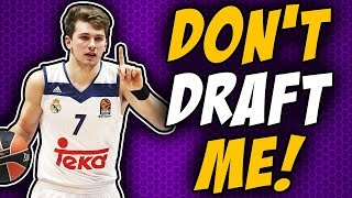 Luka Dončić Refuses To Play For THESE NBA Teams!