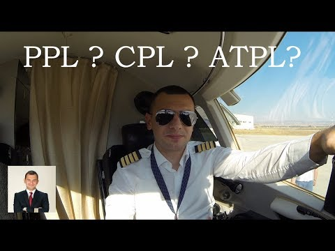 WHAT DO PILOT LICENSES MEAN?