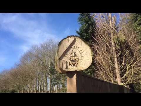 Greensand Way Day 6: Sevenoaks to Yalding.