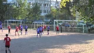 ДЮФК Черноморец 2  6:0  ДЮСШ-9  Атлетик (2 тайм)