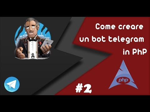Come creare un Bot Telegram in PhP (keyboard & inline) #Ep 2