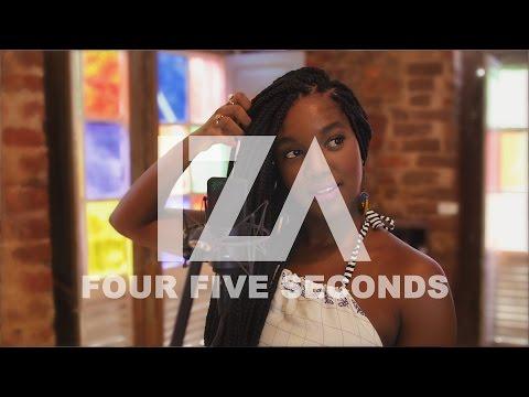 Rihanna - Four Five Seconds (IZA Cover)