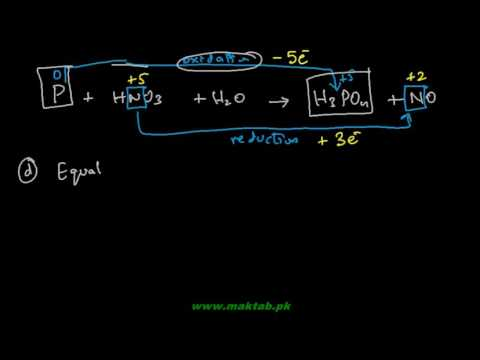FSc Chemistry Book1, CH 10, LEC 2: Balancing of Redox