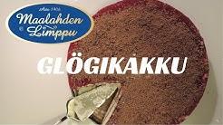 Resepti: Tuorejuusto-glögikakku - Glöggtårta med färskost