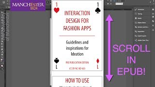 InDesign CC: Faire de Votre ePub Défilement | Design eLearning Tutoriels
