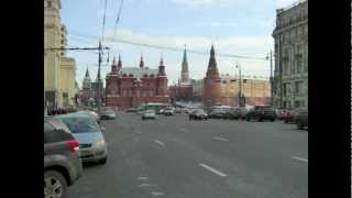 Москва никогда не спит - Moscou ne dort jamais