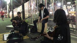 Narudora Street Session in Shimokitazawa