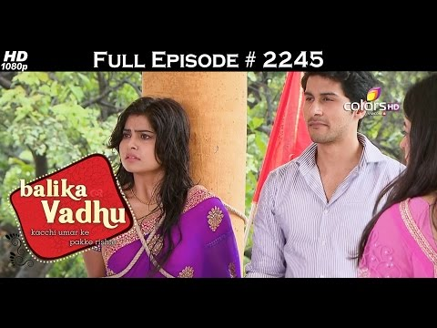 Balika Vadhu - Finale Episode - 31st July 2016 - बालिका वधु - Full Episode HD thumbnail