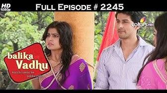 Balika Vadhu - Finale Episode - 31st July 2016 - बालिका वधु - Full Episode HD