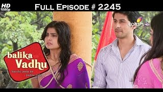 Balika Vadhu - Finale Episode - 31st July 2016 - बालिका वधु - Full Episode HD