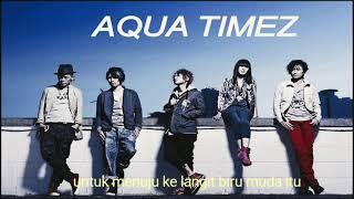 Gambar cover Aqua timez - Alones (Malay sub)