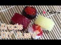 Sushi Kracie DIY Japanese Candy Kit Tutorial   Chef A