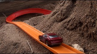 Hot Wheels Sandbox Track