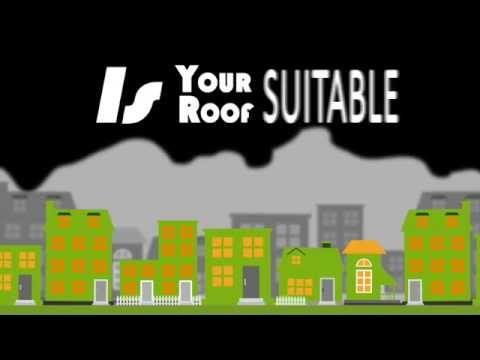 Is your roof suitable for solar panel installation?