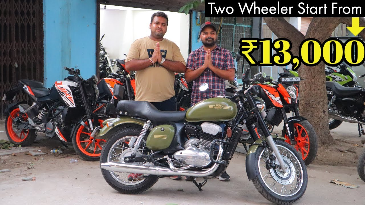 Two Wheeler Start From ₹13,000 Only At Bhumi Motors Subhash Nagar | MCMR