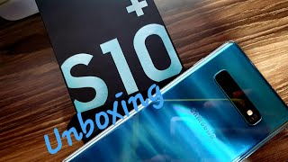 Samsung Galaxy S10 Plus Unboxing| Quick Look| Philippines