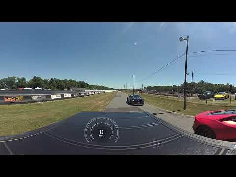 2018 Ford F-150 vs Ferrari & Lamborghini DRAG RACE in 360