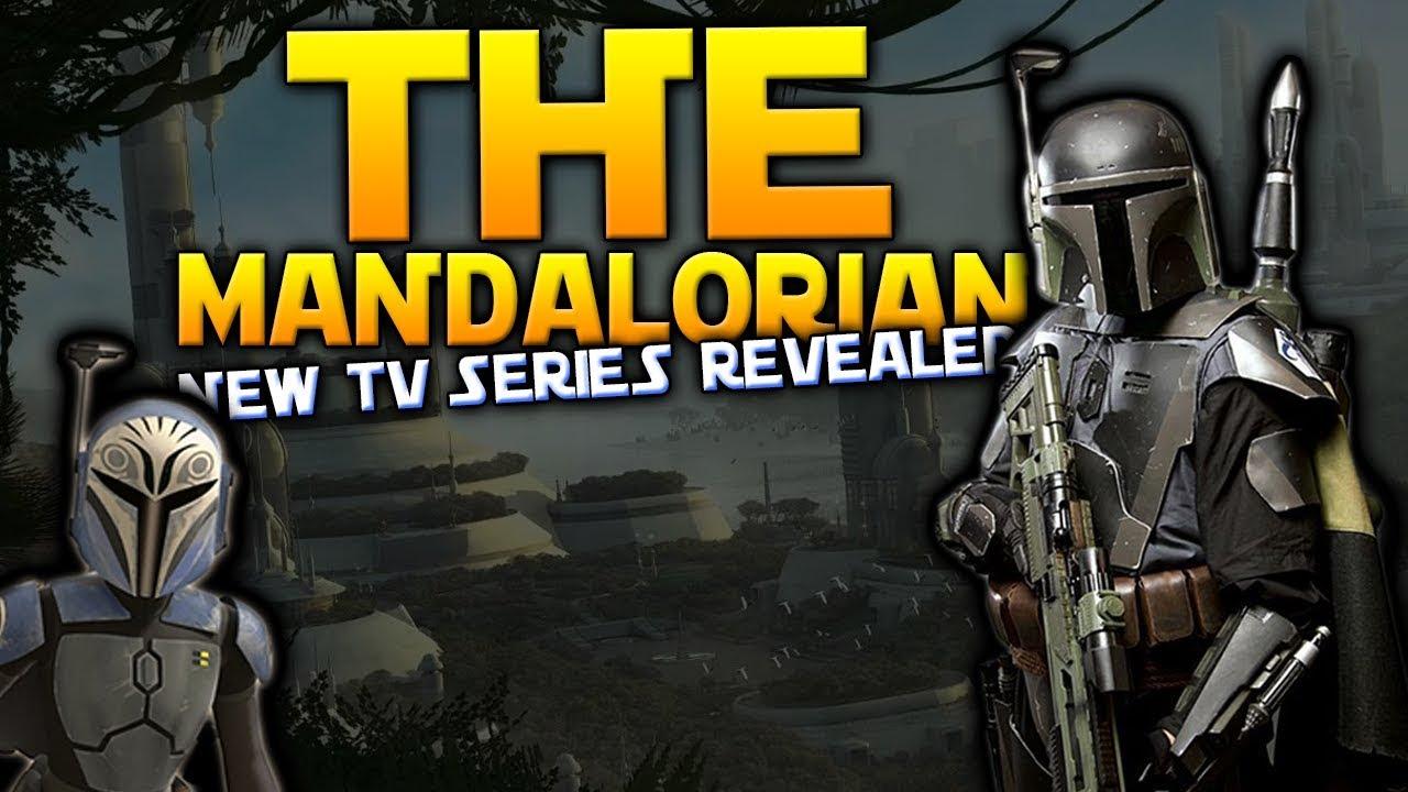 'The Mandalorian': Jon Favreau Says He's Already Writing 2nd Season of Disney+ 'Star Wars' Series