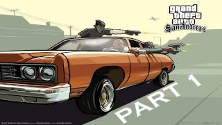 Let's Play Grand Theft Auto San Andreas [HD] part 1: The Beginning