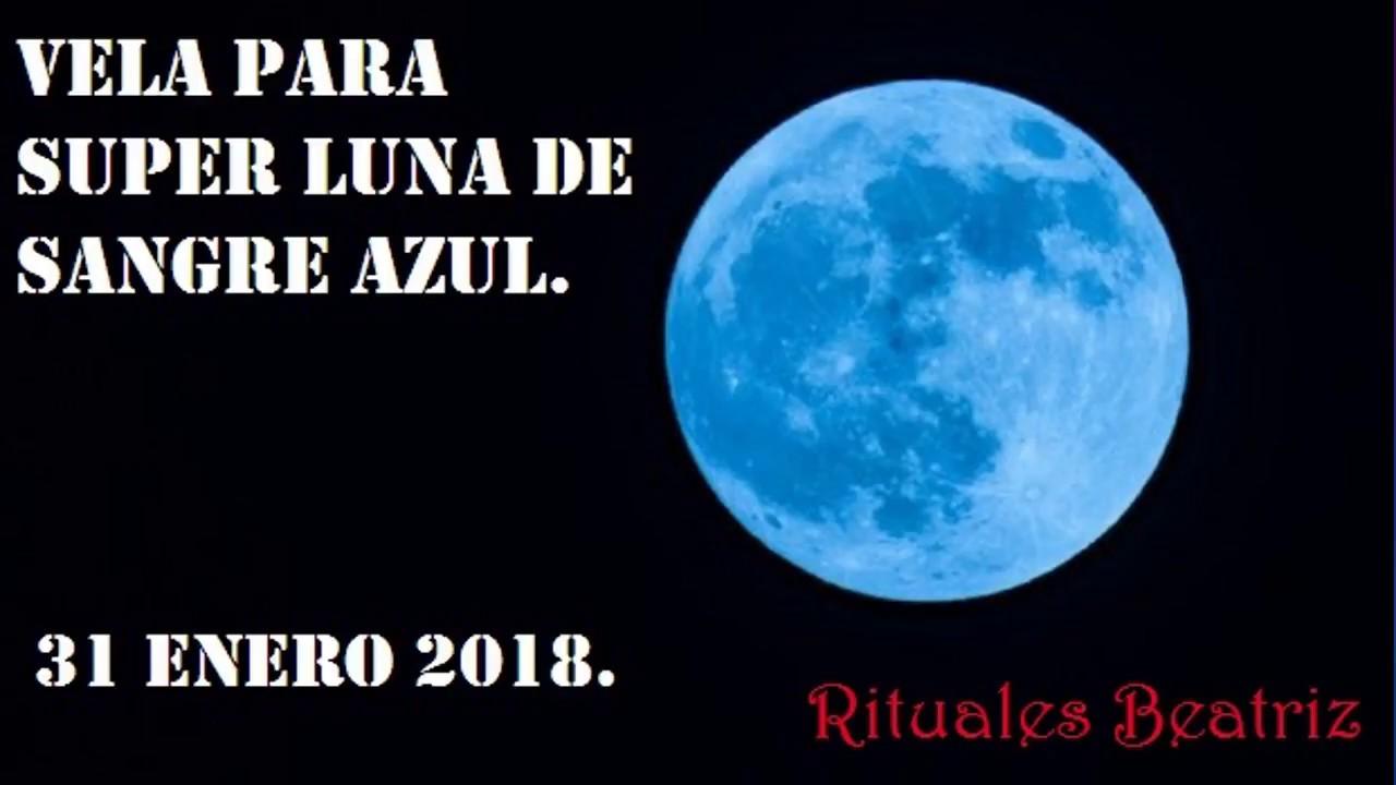 Resultado de imagen de luna azul rituales