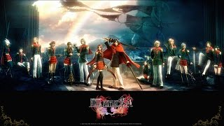 Final Fantasy Type-0 HD Gameplay 2015 (PC - PS4 - Xbox One)