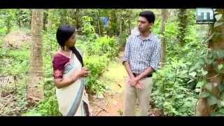 Ayur Jeevanam Program of Mathrubhumi in Santhigiri Herbal Garden