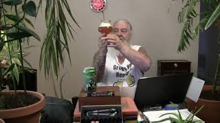 Beer Review #3440 Utah Brewers Cooperative Squatters Hop Rising Double IPA