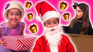 COMPILATION: Christmas 2017 🎄 Presents, Decorations & Fun! - Princesses In Real Life | Kiddyzuzaa