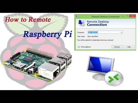 How to Remote Control Raspberry Pi On Windows