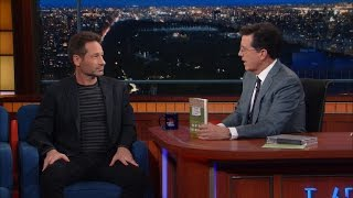 David Duchovny's [Bleeping] Title For His [Bleeping] Book Is A [Bleeping] Problem