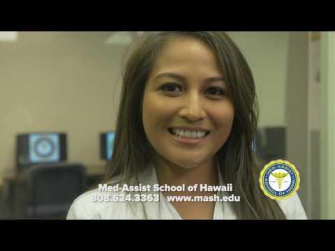 Med-Assist School of Hawaii Commercial