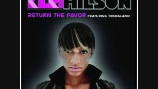 Keri Hilson feat. Timbaland - Return The Favor (REMIX)