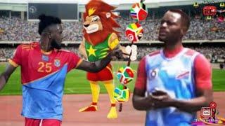 LIVE CHAN 2021 PRÉPARATIONS YA MATCH YA SAMEDI RDC/CAMEROUN INVITÉ MARCELLIN MOKUBA DE VITA CLUB